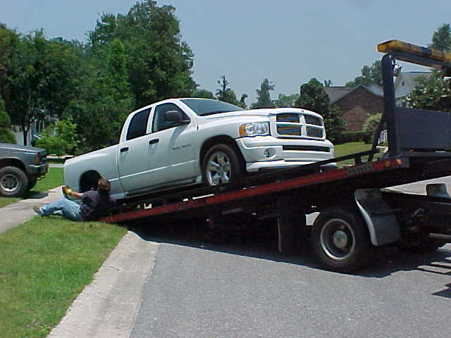 Getting A Car Towed Long Distance